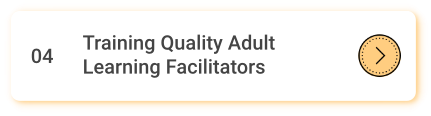 Module 4 – Training Quality Adult Learning Facilitators